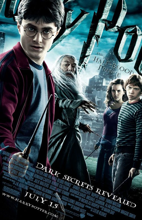 The sixth Harry Potter movie opened early Wednesday morning to record-breaking ticket sales.