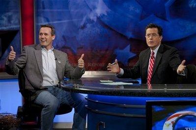 TV Colbert Olympics